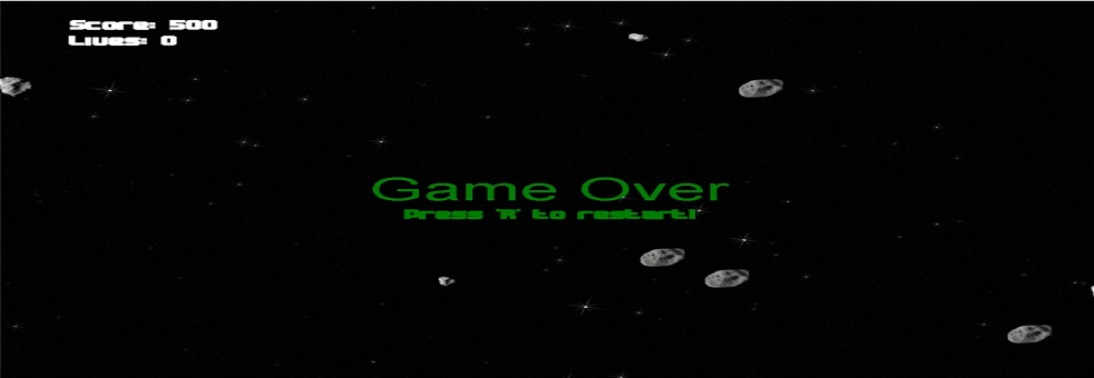 Game Over (alpha)